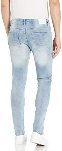Southpole Men's 9181 Super Skinny Tech Stretch Denim Pants