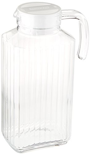 Luminarc Quadro 1.7-Liter (57 1/4-Ounce) Pitcher