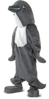 Rubie's Costume Co Dolphin Mascot (Dolphin Mascot Costumes)