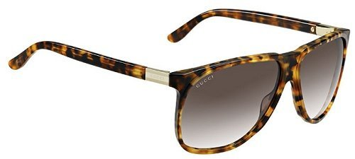 Gucci 1002 (0VDIJS) Havana w/ Gray Gradient Lens 62mm