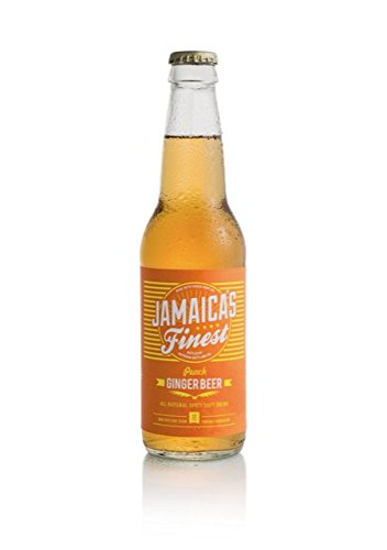 Jamaica Ginger Beer - Red Ribbon Peach Ginger Beer 12oz(24pk)
