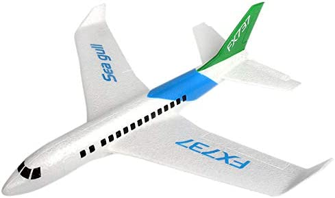 Outdoor Hand Throw Aircraft Airplane Launch Glider Plane Model Kids Toy CO