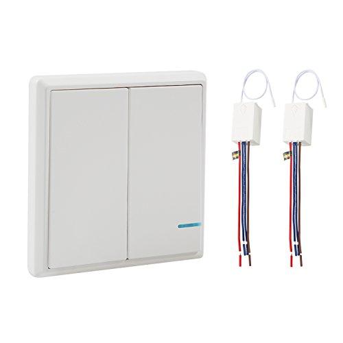 Outdoor Lamp Wiring Kit - 6