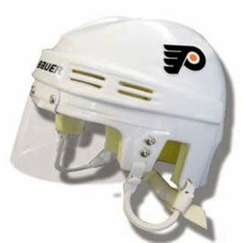 ers Replica Mini Hockey Helmet (Flyers Mini Hockey Helmet)