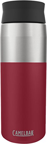 Hot Cap Vacuum Stainless 20oz, Cardinal (Thermo Caps)