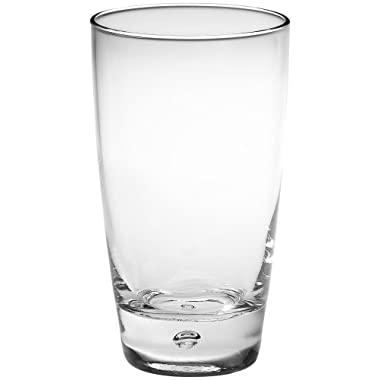 Bormioli Rocco Luna Tumbler Cooler Glasses, Set of 12