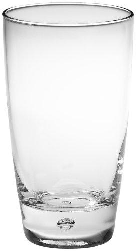 Flare Cooler Glass (Bormioli Rocco Luna Tumbler Cooler Glasses, Set of 12)