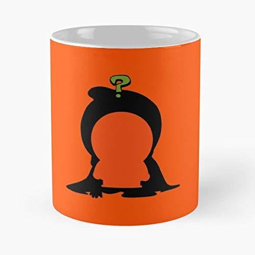 Futurama Fry Leela Planet - White -coffee Mug- Unique Birthday Gift-the Best Gift For Holidays- 11 -
