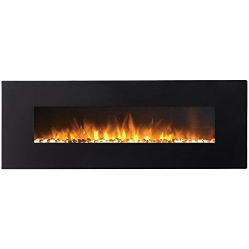 Regal Flame Erie Black 72