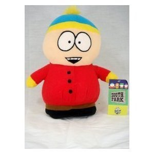 "South Park Movie Eric Cartman Plush Doll toy 10"" NEW"