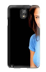 Cute High Quality Galaxy Note 3 American Tv Actor Jill Wagner Case 5411137K93764631