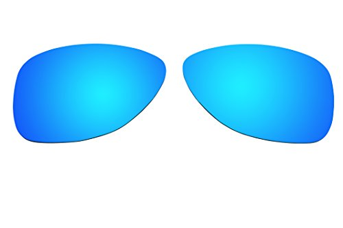 Polarized Replacement Sunglasses Lenses for Oakley Dispatch 2 with UV Protection (Ice Blue - Oakleys Dispatch 2