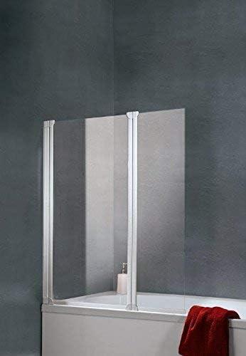 Schulte mampara para bañera 114 x 130 cm, mampara de bañera con ...