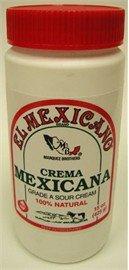 El Mexicano Crema Mexicana TriPack 45 Oz