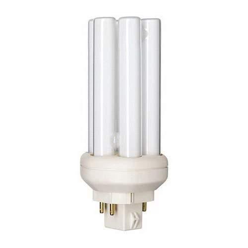 (Philips Lighting 458232 PL-T Linear Compact Fluorescent Lamp 18 Watt 4-Pin GX24q-2 Base 1175 Lumens 80 CRI 4100K Cool White Alto)