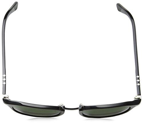 Hombre 31 Persol 95 Black para Gafas Negro de Sol w8pqI8P