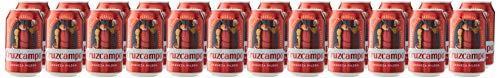 Cruzcampo Cerveza – Paquete de 24 latas x 330 ml – Total: 7920 ml