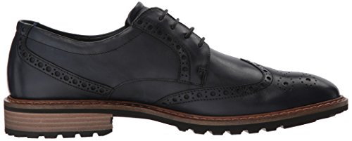 de Zapatos Azul Hombre Blue Denim para Cordones Vitrus I Ecco Oxford EtPax