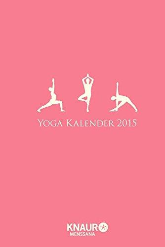 Yoga-Kalender 2015