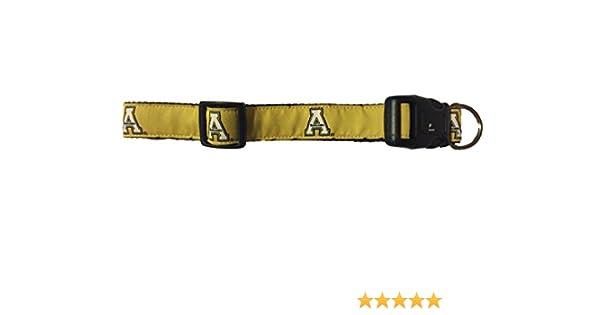 Team Color, Tiny NCAA Appalachian State Mountaineers Cheerleader Dog Dress