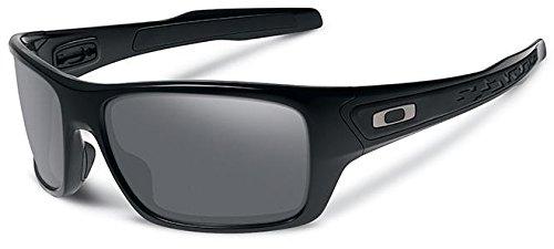 Oakley SI Turbine Sunglasses Matte Black Frame/Gray - Hijinx Oakley