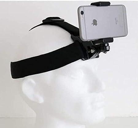 Designo Kopf Helmhalterung Für Handy Zur Verwendung Elektronik