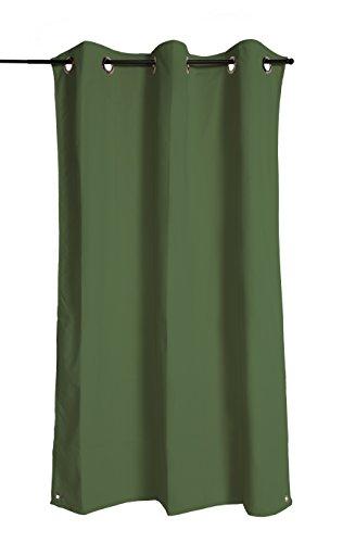 "GALE Coolaroo Exterior Curtain, Tea Tree, 60"" x 84"""