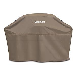 Cuisinart CGC-60T Heavy-Duty Barbecue Grill Cover, 60″, Tan, Cover-60