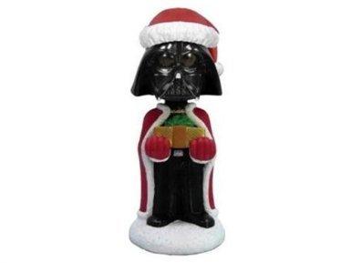 Mini Head Knocker (Star Wars: Darth Vader Holiday Mini Wacky Wobbler)