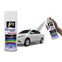 f22 F1 Aerosol Multi Purpose Spray Paint, (White, f1-p2)