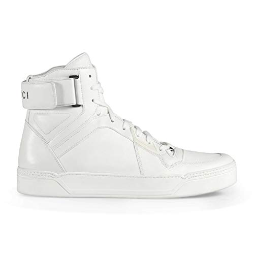 ll High-Top Sneaker, Great White 386738 (11.5 US / 11 UK) ()