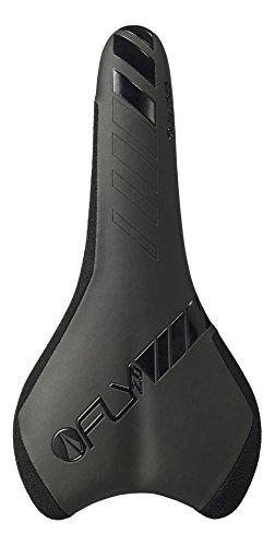 Sdg Foam Saddle - SDG I-Fly 2.0 Saddle: Solid I-Beam Black Microfiber Top with Black Aramid Sides
