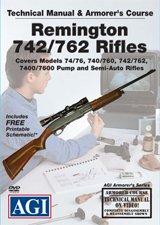 - Remington 742/762 Rifles Armorer's Course