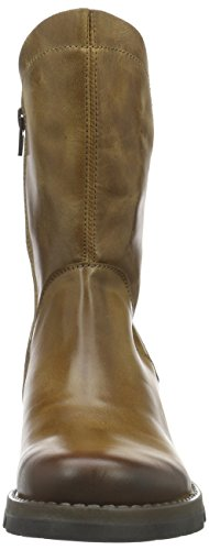 camel 005 Stivaletti Fly Donna Sien Marrone London pwxZqxUHn1