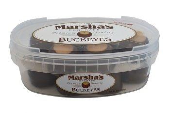 Marsha's Buckeyes - Deli Tray (12-14 Buckeyes)]()