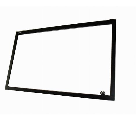 GOWE 82 inch usb multi touch screen overlay kit without glass / interactive 2 points touch screen -
