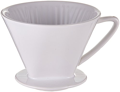 Cilio Porcelain No. 4 Coffee Filter Holder by Frieling