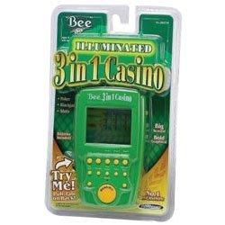 Handheld casino games
