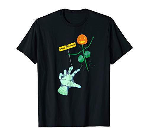 Happy Halloween zombie t-shirt for men women son