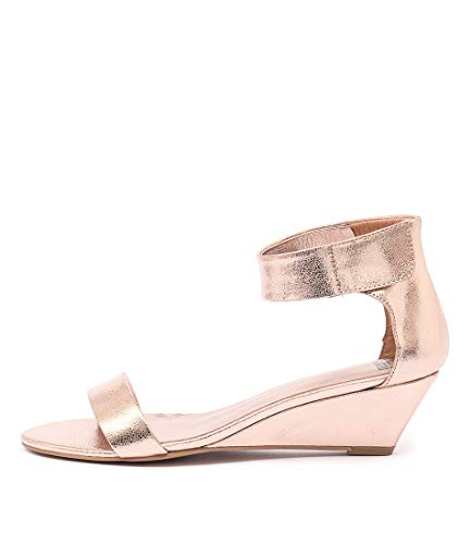 Ankle Red GOLD Shoes Womens LEATHER Lea Heels MOLLINI Marsy ROSE Strap 6xXq7Xpw