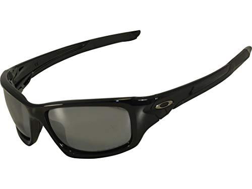 Oakley Men's Valve Polarized Rectangular Sunglasses