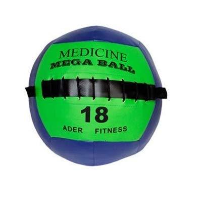Ader 2lb-30lb Soft Mega Medicine Balls (18lb)