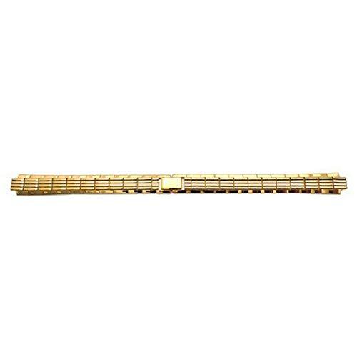 Genuine Seiko Gold Tone Ladies Bangle 12mm Watch Bracelet