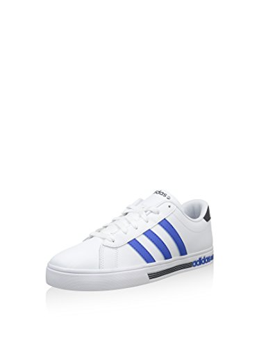 Adidas Daglig Hold - F76622 Hvid-blå-Flåde s2EfEyw