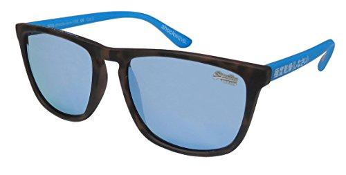 Superdry Blue Shockwave Wayfarer Sunglasses Lens Category 3 Lens - Glasses Superdry Womens