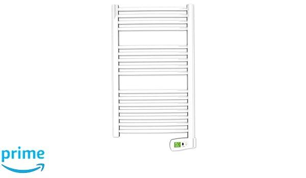 Rointe STN030SEB2 - Radiador eléctrico bajo consumo (RAL 9010, 300 W, 240 V) color blanco: Amazon.es: Bricolaje y herramientas