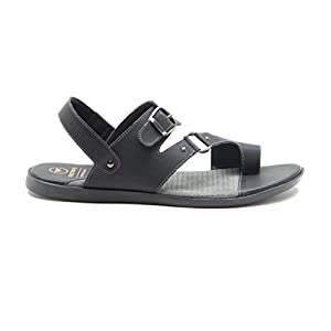 Red Tape Men's Leather Sandals