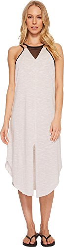 Hurley Women's Quick Dry Reversible Dress Moon Particle (Inset Tank Dress)
