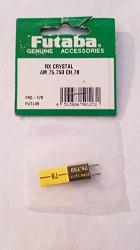 Futaba RX Crystal AM 75.750 Ch. 78 FRC-178