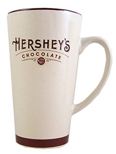 Hershey's Chocolate Tall Ceramic Latte Mug